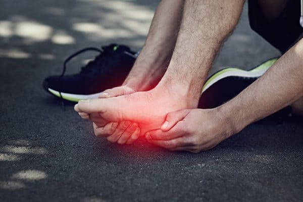 Why your sports shoes are causing you foot pain?